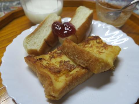 「フレンチトースト」①