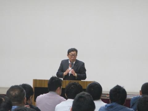 「第2回石岡のおまつり振興協議会」&「巡行責任者・青年会長」全体会議⑧