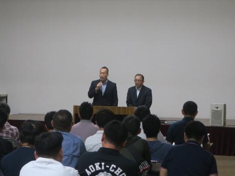 「第2回石岡のおまつり振興協議会」&「巡行責任者・青年会長」全体会議⑨