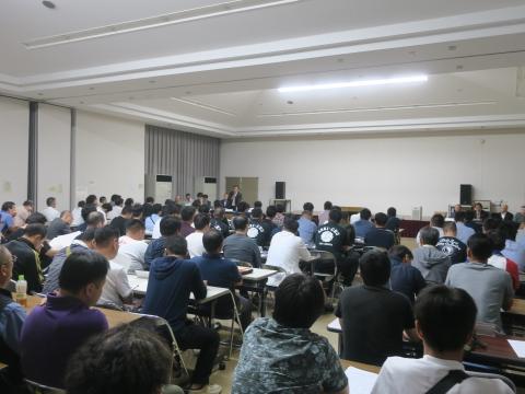 「第2回石岡のおまつり振興協議会」&「巡行責任者・青年会長」全体会議⑫