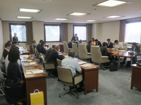 「保健福祉医療委員会」福岡県・佐賀県県外調査 (6)