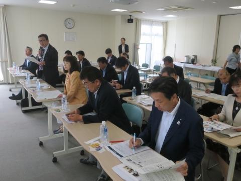 「保健福祉医療委員会」福岡県・佐賀県県外調査 (12)