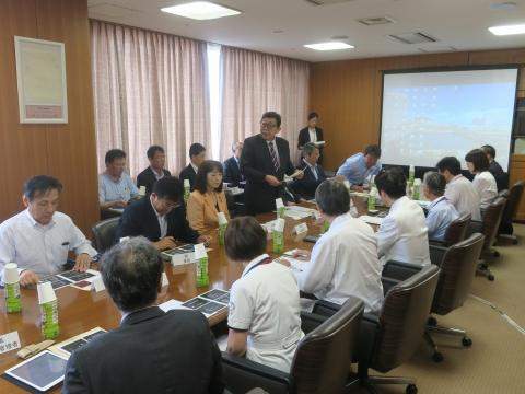 「保健福祉医療委員会」福岡県・佐賀県県外調査 (22)