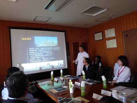 「保健福祉医療委員会」福岡県・佐賀県県外調査 (24)