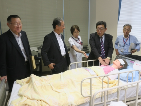 「保健福祉医療委員会」福岡県・佐賀県県外調査 (26)