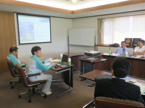 「保健福祉医療委員会」福岡県・佐賀県県外調査 (36)