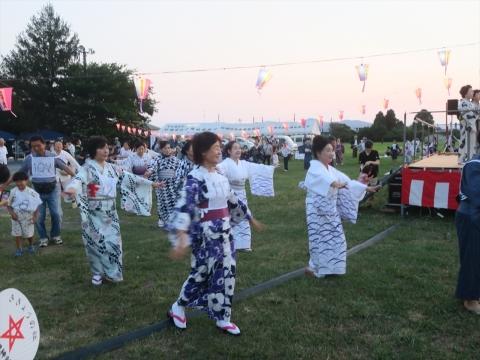 「石岡市民盆踊り大会」②_R
