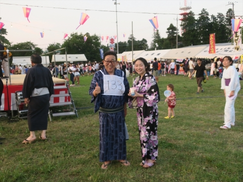 「石岡市民盆踊り大会」④_R