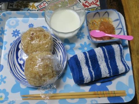 「ご新盆廻り用朝食」①