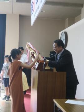 「第57回石岡珠算競技大会」③