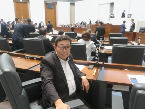 「茨城県議会第3回定例会が開会されました!」②