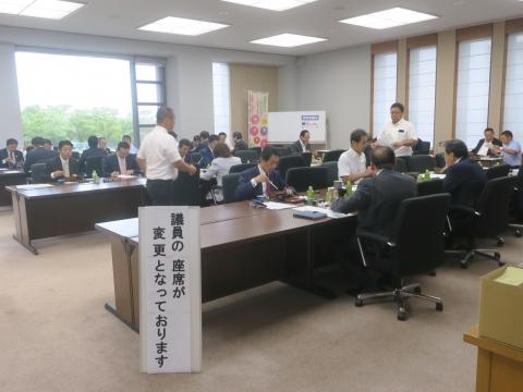 「茨城県議会第3回定例会が開会されました!」③