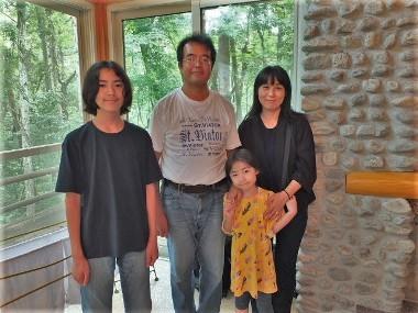 5ブログ管理人さん家族と0728 (2)