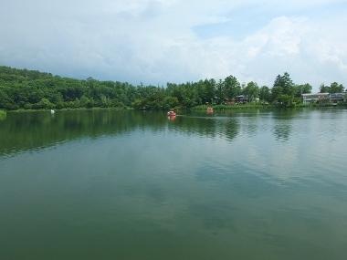 7蓼科湖0729