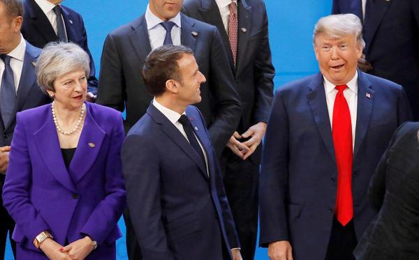 G20 ドナルド・トランプ