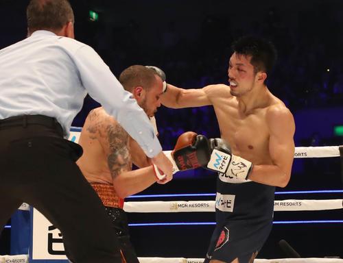 ボクシング 村田諒太