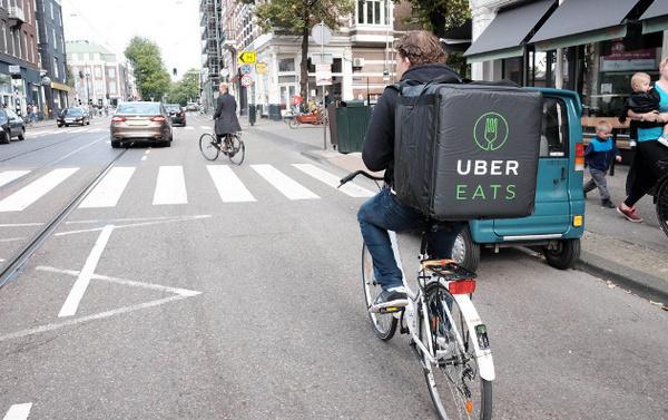 ウーバーイーツ UberEATS