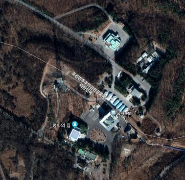 50 朝鮮半島 軍事境界線 板門店