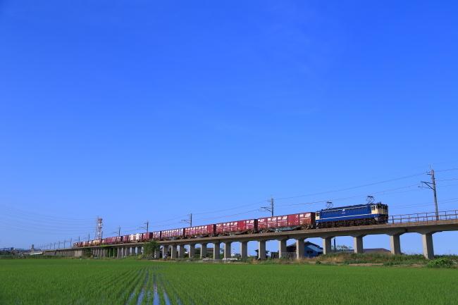 鉄道写真4056