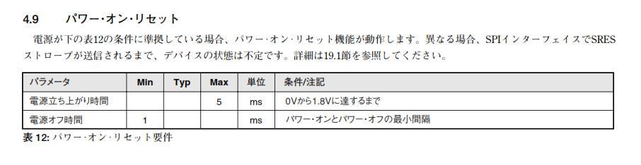 2.4GHzラジコン用ファームウェアの改善(電源瞬低への対応)CC2500のPOR条件