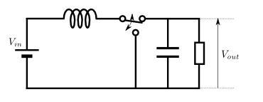 Vdd瞬低対策(昇圧式)概念図