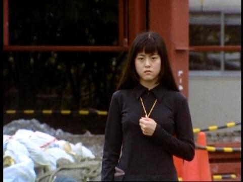 宇宙人少女 サキ