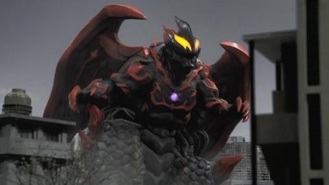 ベリアル融合獣 キメラベロス