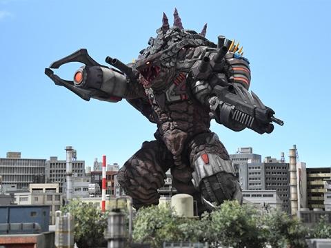 奇機械怪獣デアボリック(MB)