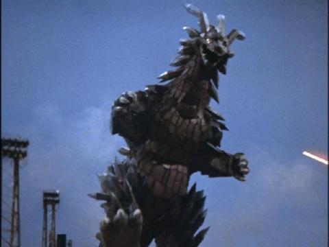 変身怪獣 アルゴン