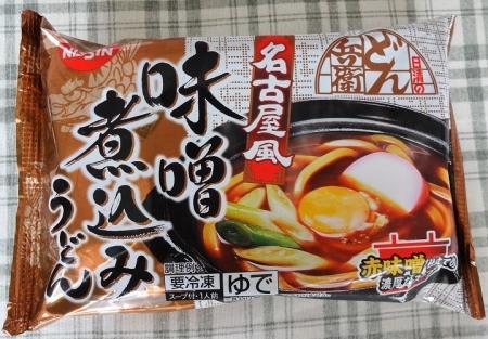 冷凍 日清のどん兵衛 名古屋風味噌煮込みうどん 108円