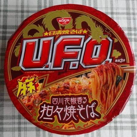 U.F.O.四川花椒香る 担々焼そば 138円