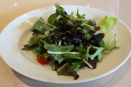 私のサラダ