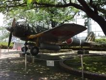 12:25 映画で復元された陸軍戦闘機 一式戦闘機「隼」