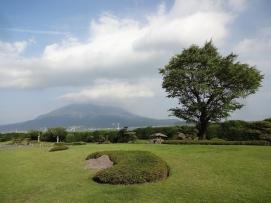16:49 桜島展望ポイント