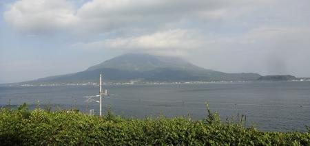 16:56 桜島
