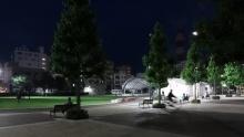 20:00 天文館公園