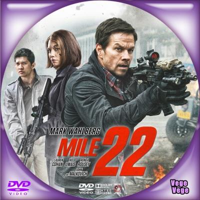 マイル22 D3