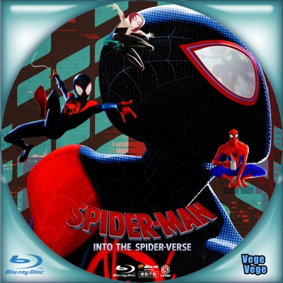 スパイダーマン:スパイダーバース B6