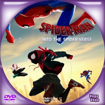 スパイダーマン:スパイダーバース D4