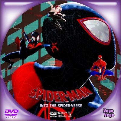 スパイダーマン:スパイダーバース D6