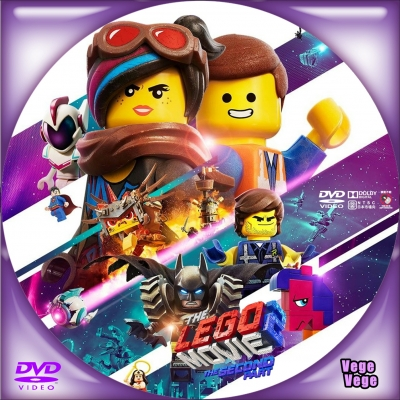 LEGO(R)ムービー2 D2
