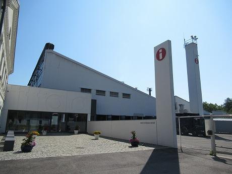 Iittala工場