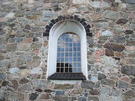 Isokyröオールドチャーチ窓