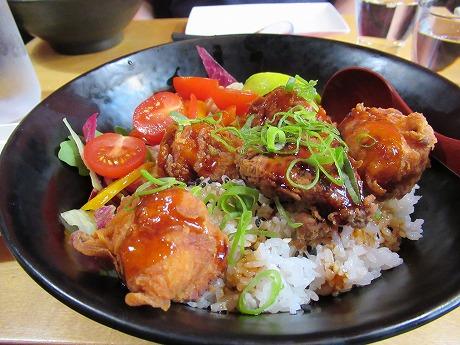 Fujimi唐揚げ丼