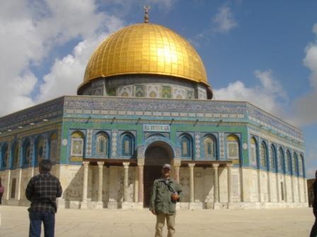 黄金のモスク
