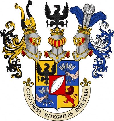 ロスチャイルド家の紋章