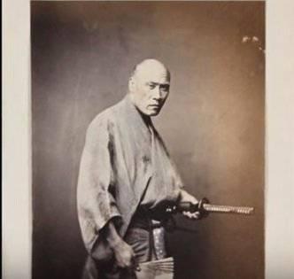 武士の写真1