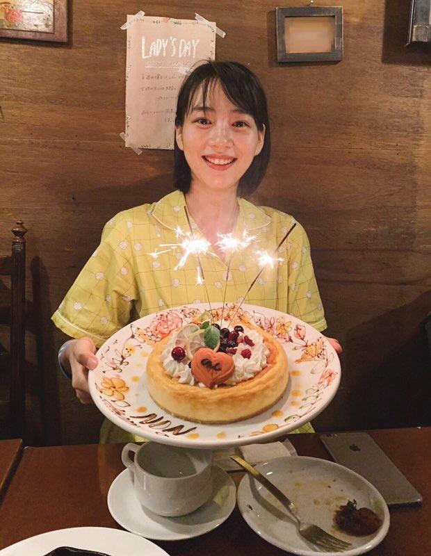 2019のんちゃん26才誕生日