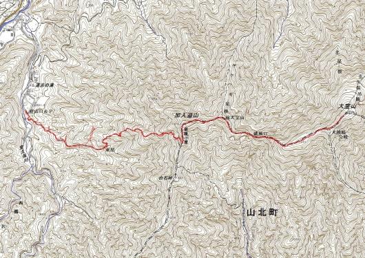 190812 加入道大室山軌跡