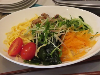 素麺(半田麺)